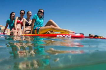 Activités pour evg & evjf paddle à frontignan