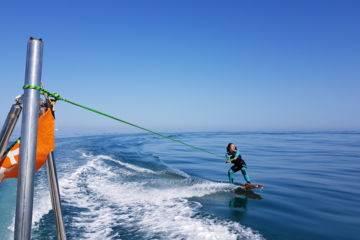 Initiation au wakeboard, wakesurf, wakefoil à frontignan