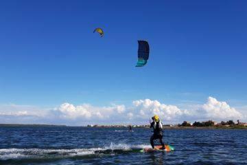 Pack multi séances de kitesurf à frontignan