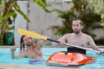 Kayak, cours privés