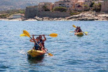 Découverte du littoral en kayak