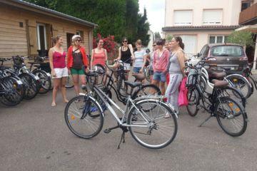 38 km de bonheur en vélo