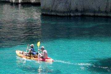 Location de canoë à cassis - port miou