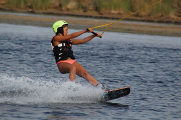Cours wakeboard & ski nautique