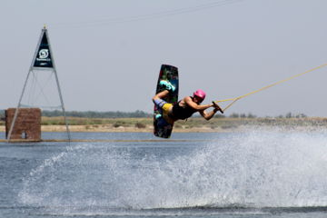 Session wakeboard & ski nautique