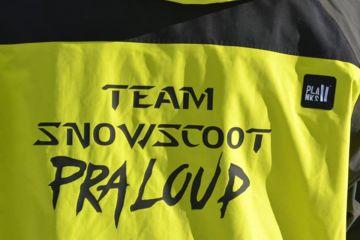 Team snowscoot club pra loup