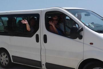 South basse terre minibus tour