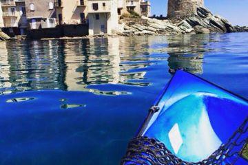 Location de kayaks de mer