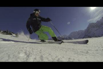 Private telemark lessons