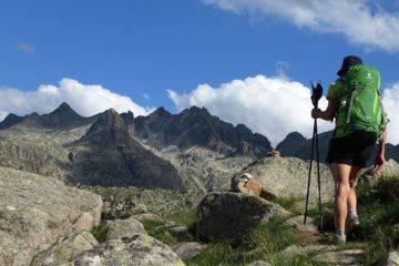 Pyrénées carros de foc - aygues-tortes - mode fast hiking - trail