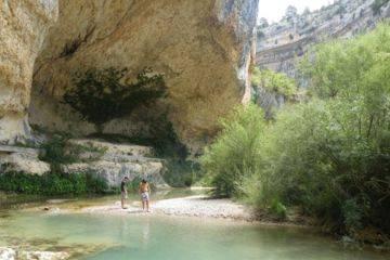 Séjour randonnée alquézar-sierra de guara-espagne
