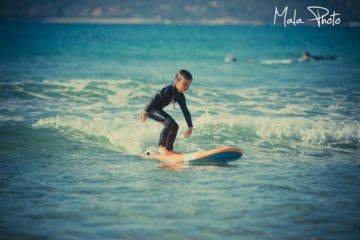Surf lessons and surf rental in cupabia