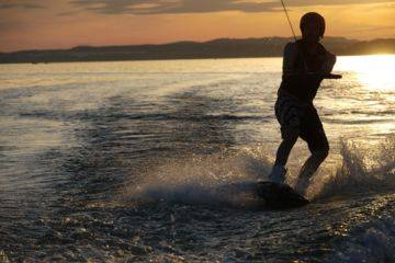 Water ski & wakeboard tour(s) in campomoro