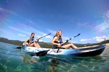 Location kayak simple/ duo/ quatro à cupabia