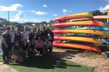Rallye photo en kayak & dégustation d'huitres sur le bassin d'arcachon