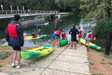 Balade en canoë - kayak ou paddle à tison