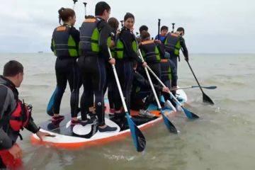 Canoë - kayak - paddle la rochelle