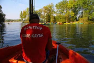 Cours canoë-kayak - paddle