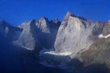 Pyrénées hrp - mode fast hiking - trail