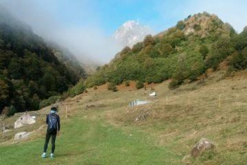 Randonnée sportive fast hiking - tourmalet pic du midi