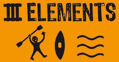 3 éléments kayak