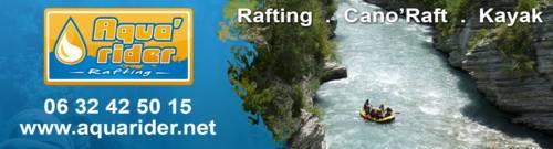 Aqua'rider Rafting