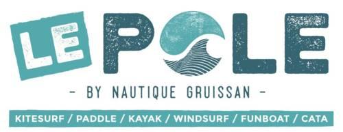 LE PÔLE by  Nautique Gruissan